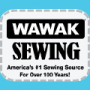 Coupons from Wawak Sewing
